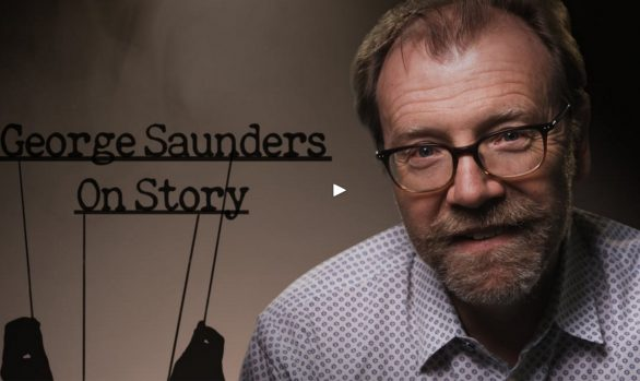 George Saunders and Redglass Pictures